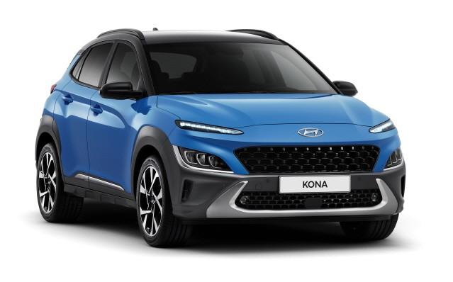 현대차, '더 뉴 코나' 2.0 가솔린 모델 출시
