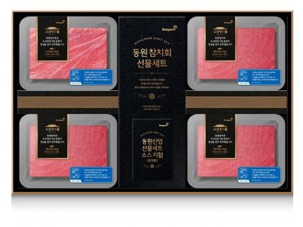 동원산업 '동원참치회 선물세트' 이미지