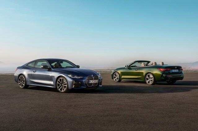 BMW, 뉴 4시리즈 쿠페 · 컨버터블 사전계약 실시