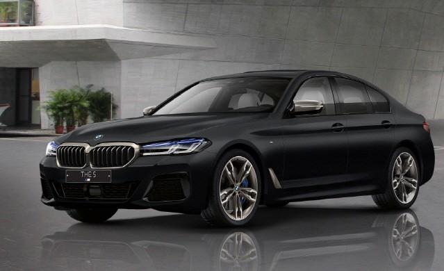 BMW, 뉴 M550i 등 온라인 한정 에디션 2종 출시