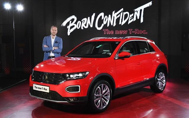폭스바겐코리아, 어반 콤팩트 SUV '신형 티록' 출시