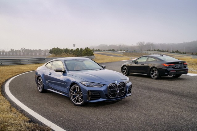BMW 코리아, '뉴 4시리즈' 국내 공식 출시