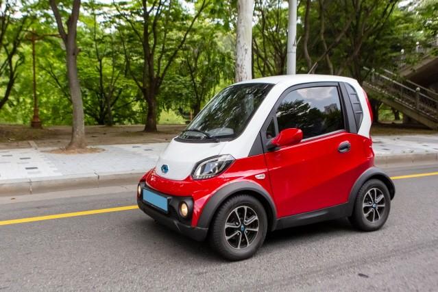 캠시스 CEVO-C, 2020년 초소형 전기차 국내 판매 1위 기록