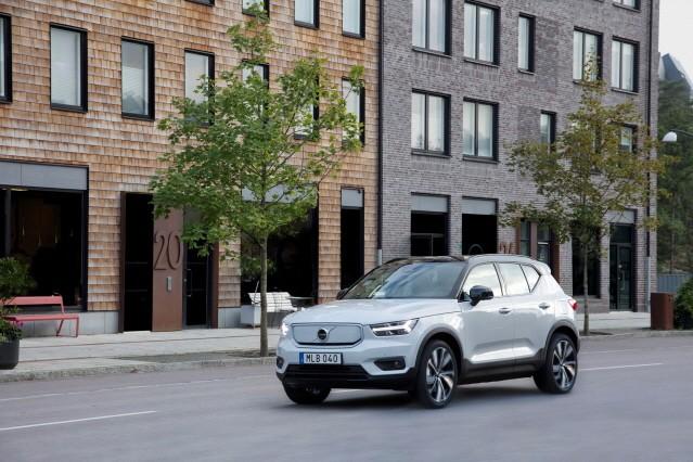 볼보자동차, 에코바디스 지속가능성 평가 최고 등급 획득