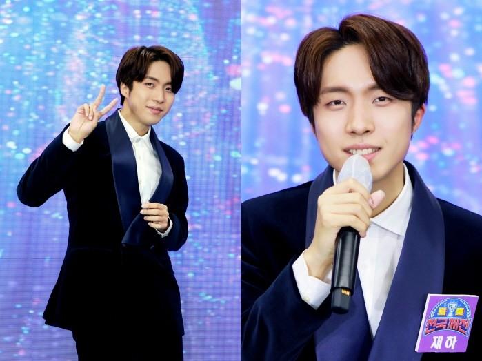 KBS 트롯 전국체전 톱8 가수 재하. (사진=포켓돌스튜디오 제공)