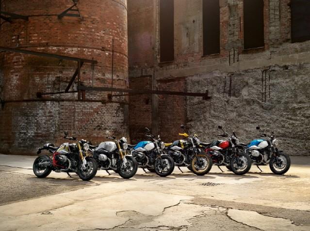 BMW 모토라드, 2021년형 R nineT 시리즈 4종 출시