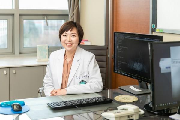 이대여성암병원 유방암·갑상선암센터 안정신 교수
