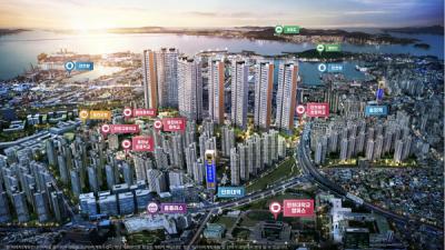 용현동 지역주택조합 인하대역 반도유보라 라센티움 2차 조합원 모집