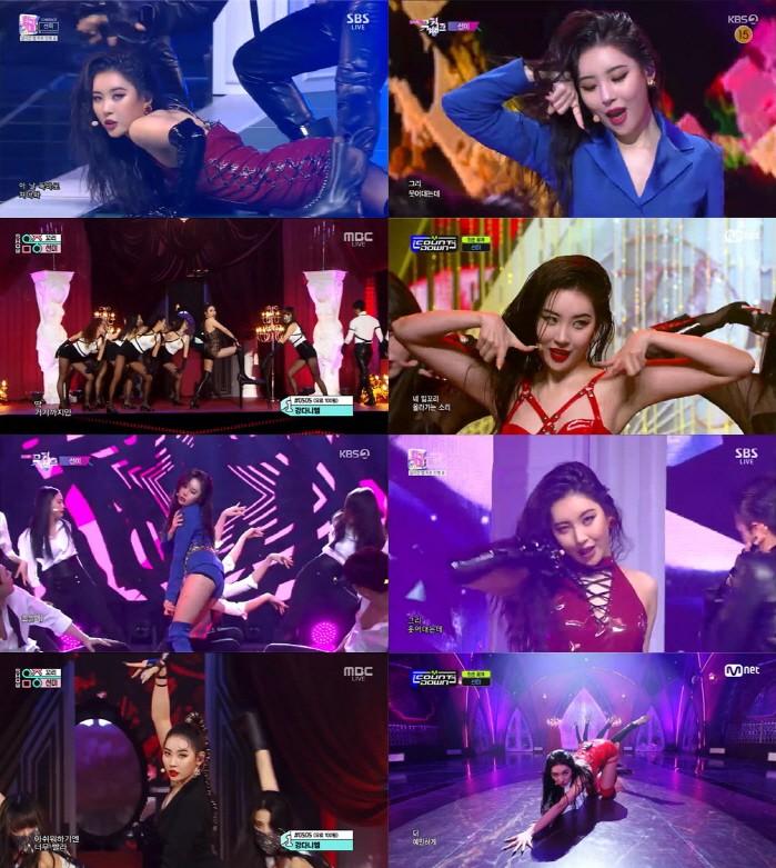 사진=Mnet, KBS, SBS, MBC 캡처