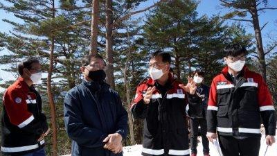 주민 참여형 금강소나무 보전 강화 추진