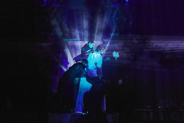 '검은 사제들' 공연사진. 사진=알앤디웍스 제공