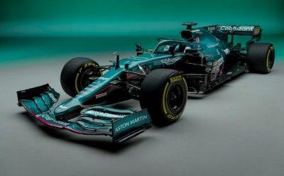 애스턴마틴, 2021 시즌부터 F1 복귀 발표