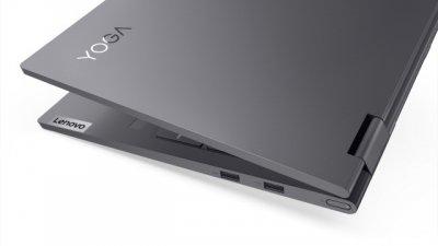 [터치앤리뷰] 노트북과 태블릿을 하나로, 파워풀한 성능의 컨버터블PC '레노버 요가 7i'