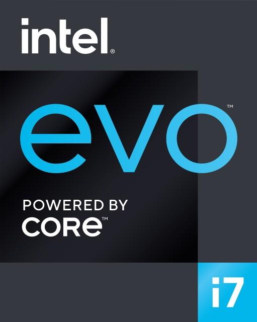 요가 7i는 차세대 노트북에 7i 부여되는 인텔®Evo™ 플랫폼 인증 을 받은 제품이다.