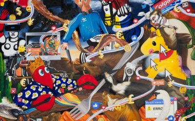 [ET-ENT 갤러리] 필립 콜버트 '넥스트 아트: 팝 아트와 미디어 아트로의 예술여행' 메가 팝 아트의 개척