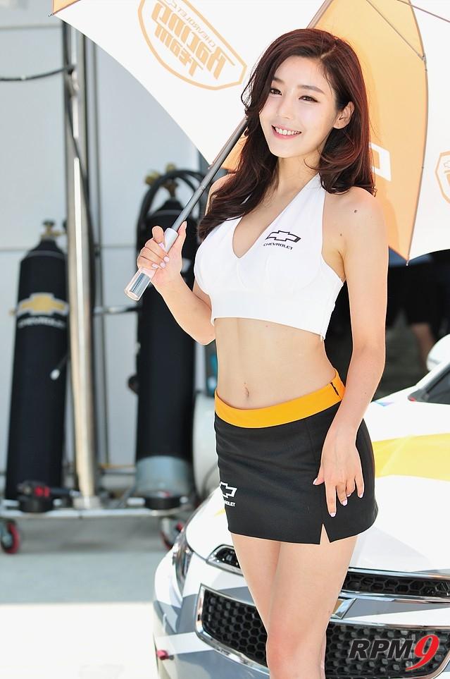 [포토] 한국 레전드 레이싱 모델-조상히