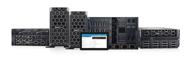 델 테크놀로지스의 15세대 '델 EMC 파워엣지(Dell EMC PowerEdge)' 서버 포트폴리오