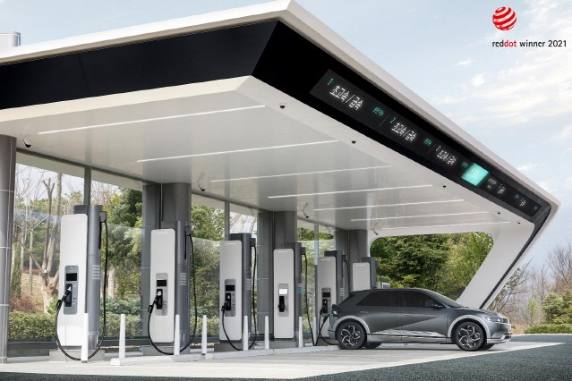 현대자동차그룹, 초고속 충전 브랜드 'E-pit' 공개