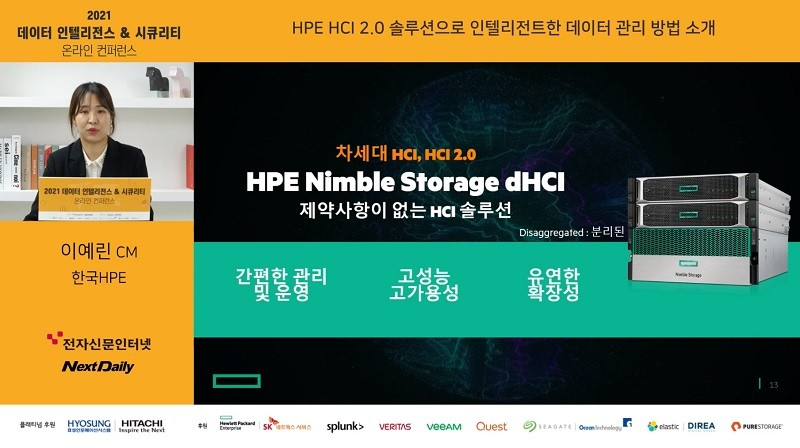 데이터 관리에 왜 차세대 HCI 2.0이 필요한가?