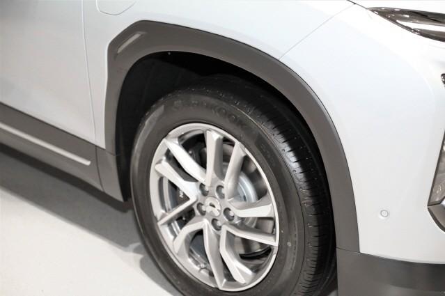 한국타이어, 니오 SUV 'ES6'와 'EC6'에 신차용 타이어 공급