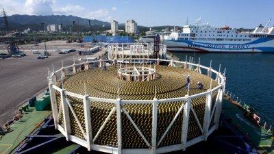 LS전선, 국내 유일 해저케이블 턴키로 공급