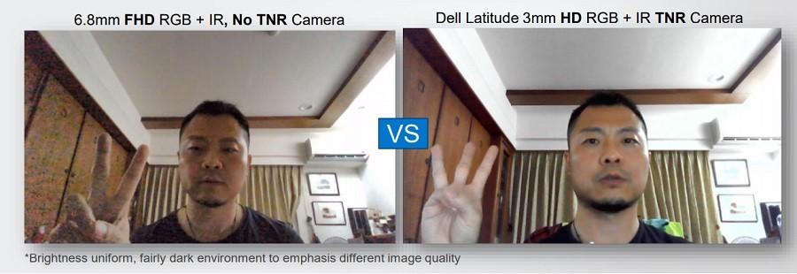 프레임의 픽셀을 비교하여 노이즈를 분리 및 제거해 비디오 품질을 향상시킨 TNR 기술