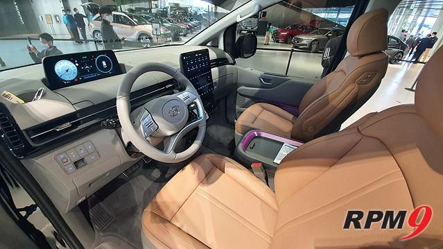 [시승기] 현대 스타리아가 보여주는 '미니밴의 新世界'