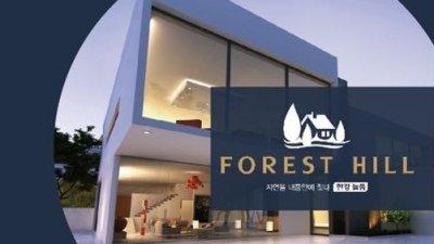 한강뷰 타운하우스 '김포 포레스트힐', 그랜드 오픈