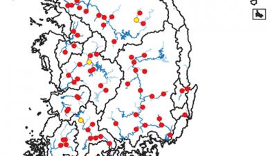 홍수정보 지점 대폭 늘린다…기후위기 선제 대응