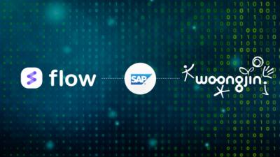 협업툴 플로우, 웅진과 함께 SAP ERP 업무 프로세스 혁신 협력