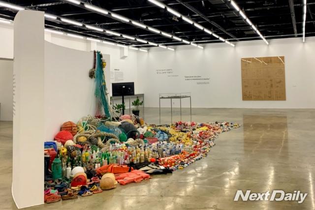정재철, '블루오션 프로젝트-크라켄 부분', 2021년 재설치