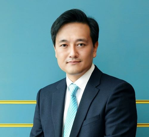 Kyu-Ha Kim, CEO of Service Now Korea