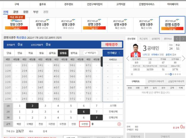 """경륜․경정 온라인 발매, """"과몰입은 금물이에요."""""""