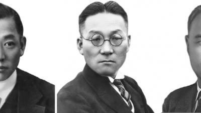 8월의 독립운동가 이길용·송진우·여운형 선생 선정