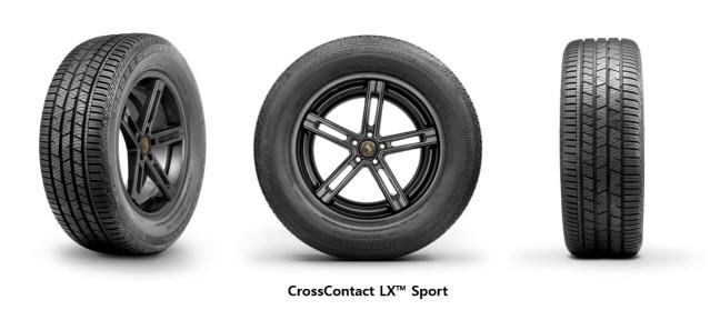 콘티넨탈, 기아 EV6 · 신형 스포티지 하이브리드에 타이어 공급