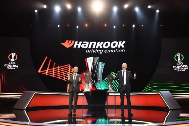 한국타이어, UEFA 유로파리그 파트너십 2024시즌까지 연장