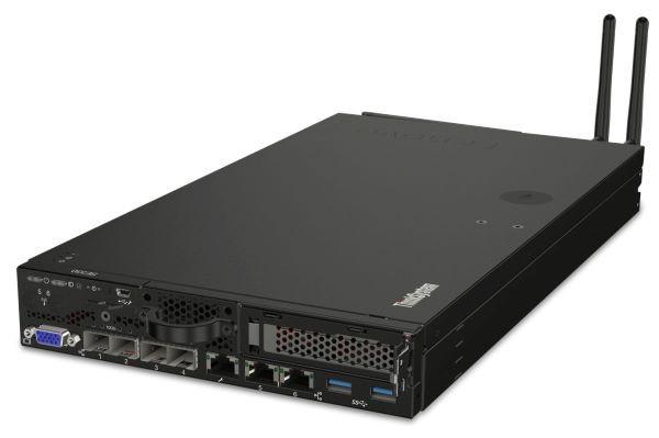 에지용 VMware 소프트웨어 솔루션을 탑재한 레노버 씽크시스템 SE350 서버