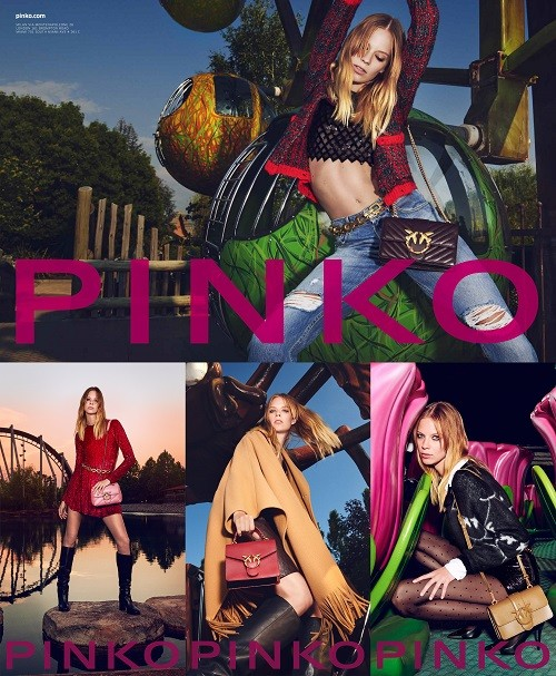 Global fashion brand PINKO announced on the 10th that it has opened a store at Hyundai Department Store Pangyo.