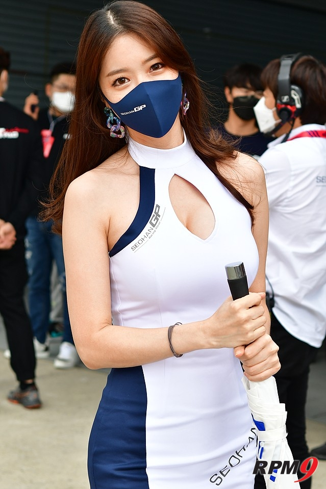 [포토] '순백의 美' 서한GP 레이싱모델