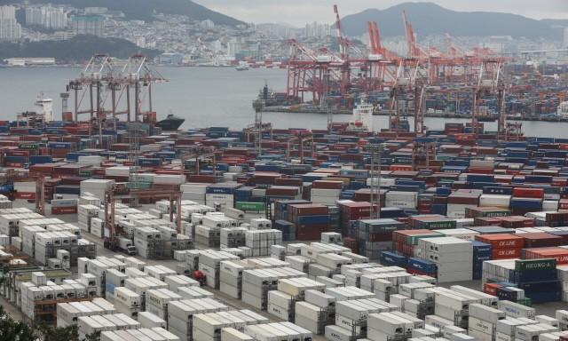 8월 수출물가지수가 18.6% 증가하며 8년만의 최고치를 기록했다. 주요 수출국의 수요 증가가 상승세를 이끌었다. 사진 = 뉴스1