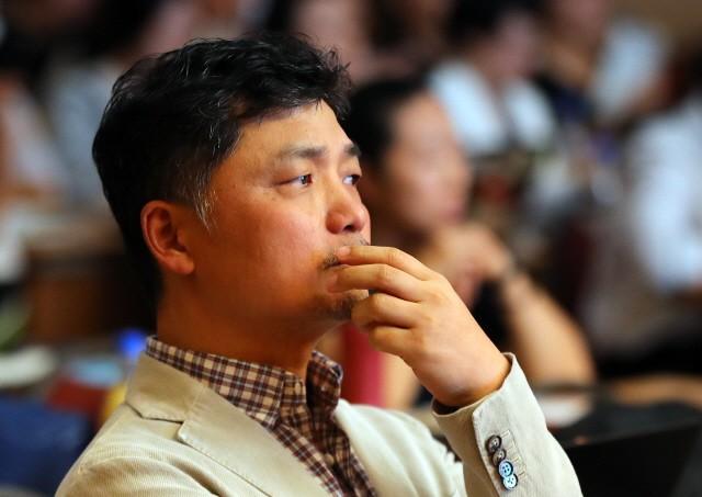 김범수 카카오 이사회 의장. 출처=뉴스