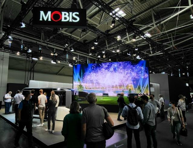 현대모비스, 美 모터벨라에서 미래차 기술 적극 홍보