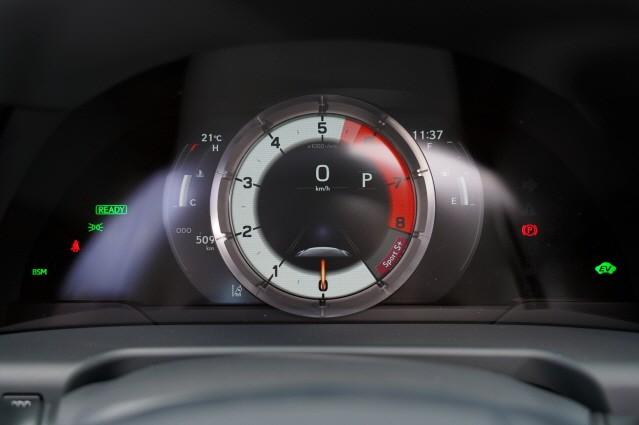 [시승기] 전기차 부럽지 않은 렉서스 '뉴 ES 300h'