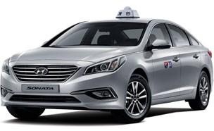 현대차, 신형 쏘나타 택시 출시
