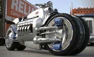 '마하 0.5?' 세계에서 가장 빠른 오토바이