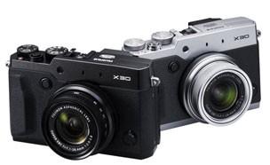 하이엔드 콤팩트 카메라 'X30' 전 세계 동시 공개
