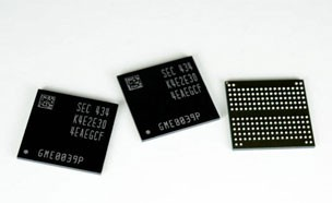 삼성, 세계 첫 20나노 공정 6Gb 모바일 D램 양산