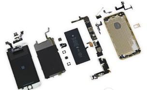 아이폰6 플러스, 분해 점수는 몇 점?
