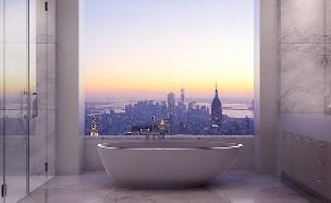 900억 펜트하우스에서 바라본 뉴욕