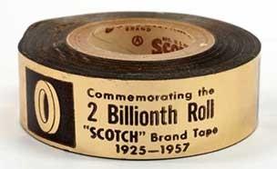 테이프에 '스카치'라는 브랜드를 붙인 이유는?